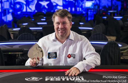EV06 Winner Chris Moneymaker