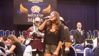 Maria Ho eröffnet die Battle of Malta