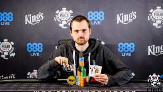 WSOPC Super High Roller Champion Martin Kabrhel (CZE)