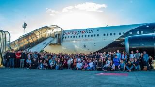 partypoker Privat Flieger in die Karibik