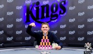 Crazy Eights Champion Tomasz Chmiel (POL)