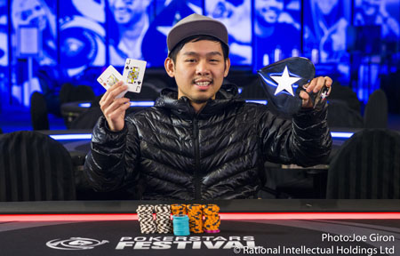 Winner Jack Duong