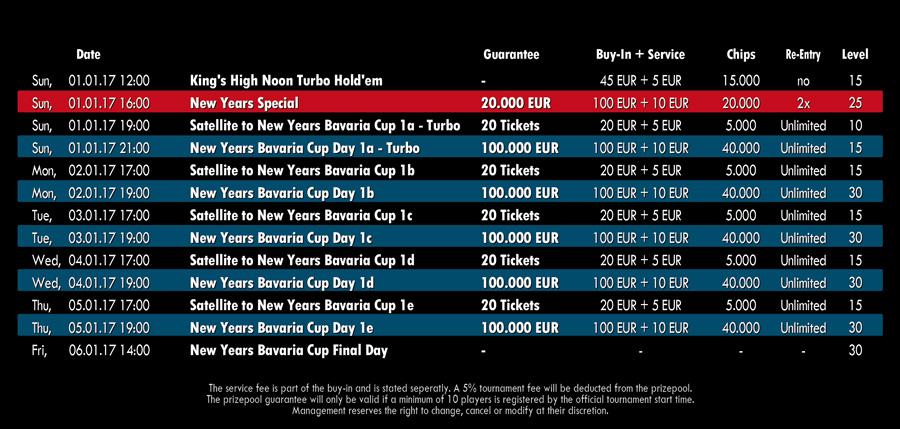 bavaria-cup-schedule