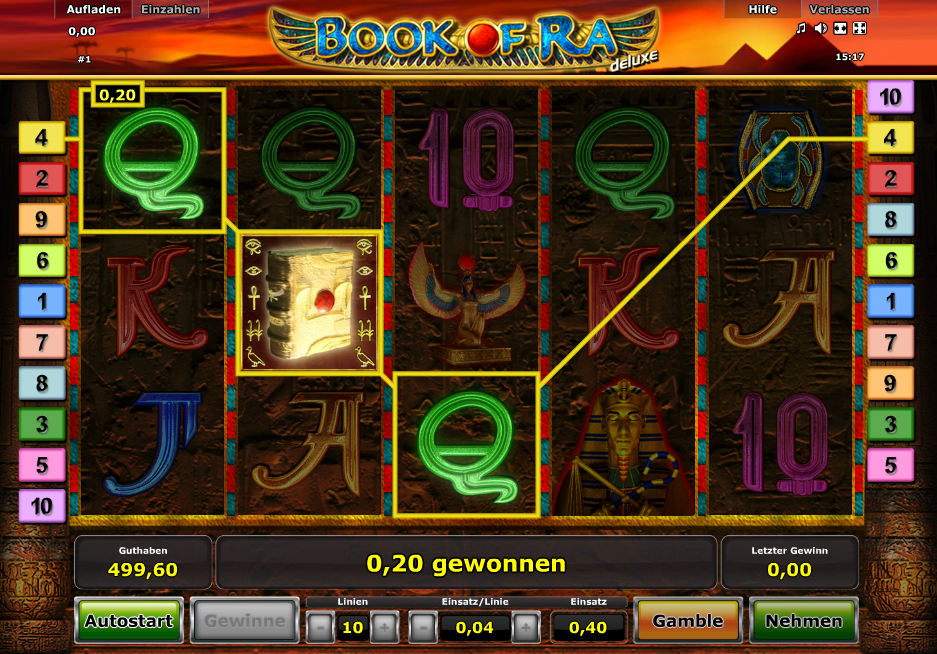 online casino mit book of ra lacky lady