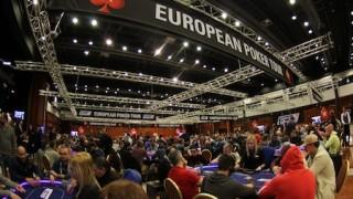EPT Prag Turnierbereich