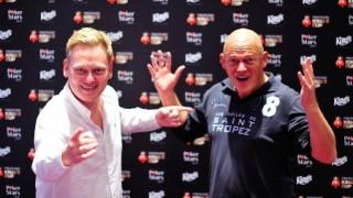 Jens Knossalla und Martin Pott