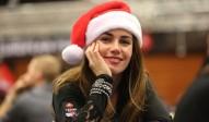 Liv Boeree als Santa Claus