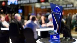 EPT Prague 2016 Main Event Winner Trophy