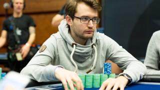Chipleader Marton Czuczor (HUN)