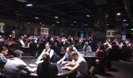 Aussie Millions Tournament Room