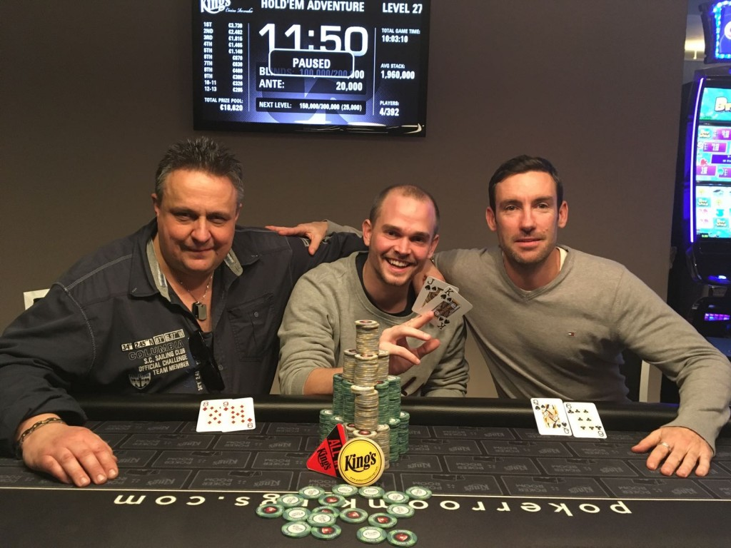 Winner EPSC Holdem Adventure 13-01-2017