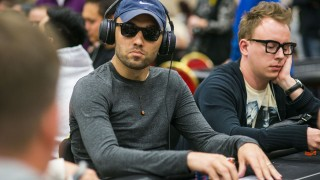 Chipleader Nick Maimone