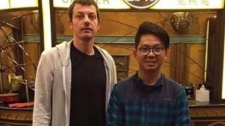 Tom Dwan mit Macau Chris