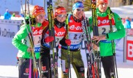 biathlon mix staffel deutschland