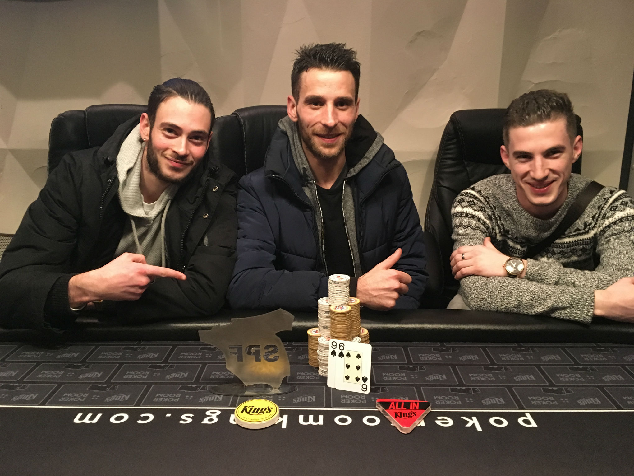 winner Holdem Adventure 09-12-2017