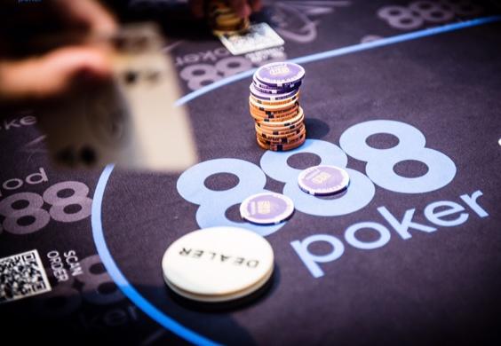 888poker Sunday Grind
