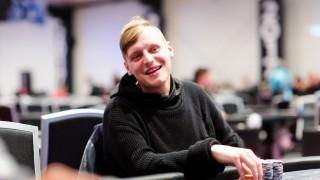 Chipleader Andrej Desset (SVK)