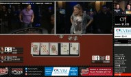 Cate Hall demontiert mit Quads Mike Dentale