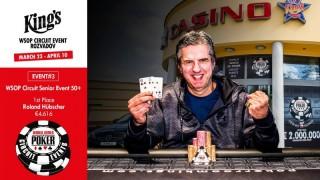 Winner Ring Event # 2 Roland Huebscher