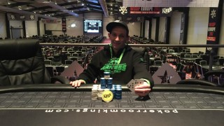 Winner WSOPC NLH Daily