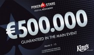pokerStars Festival Main Event