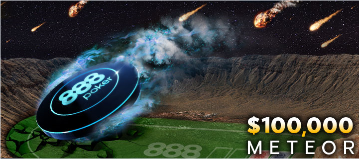 Meteor 888poker