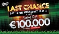 King´s Spring Cup_lastChance