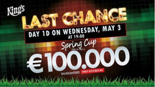 King´s Spring Cup_lastChance