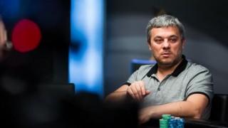 Vladimir Troyanovsky landete auf Platz 2