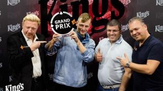 winner Andrej Desset