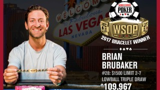 2017 World Series of Poker