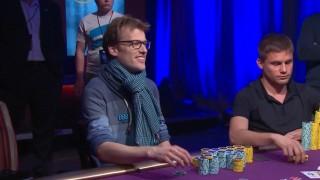 Christoph Vogelsang kämpft um den Sieg