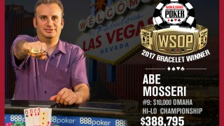 Event # 9 Abe Mosseri (USA)