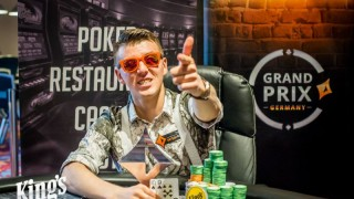 High Roller Champion Anatoly Filatov (RUS)