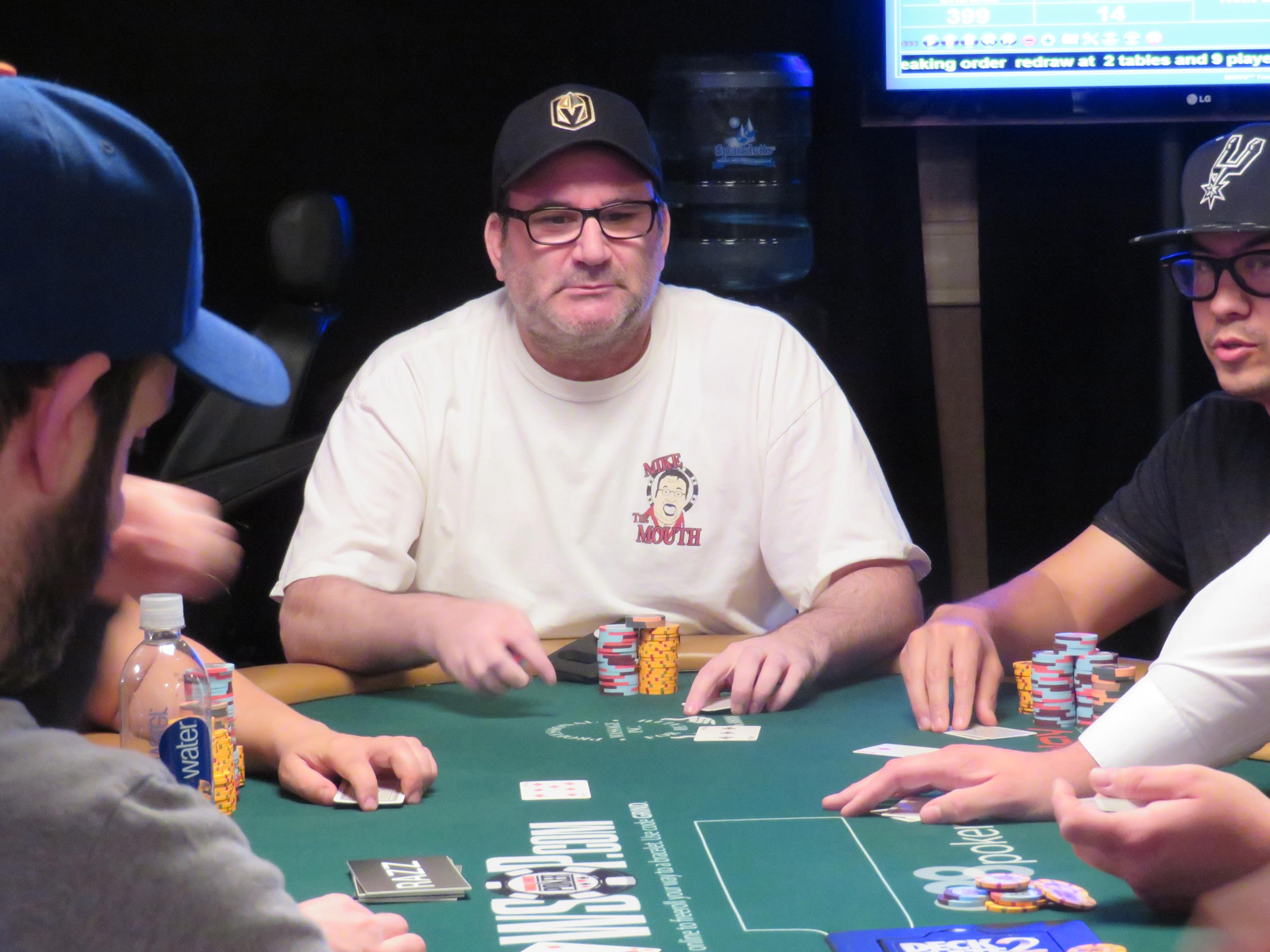 "Mike ""The Mouth"" Matusow (USA)"