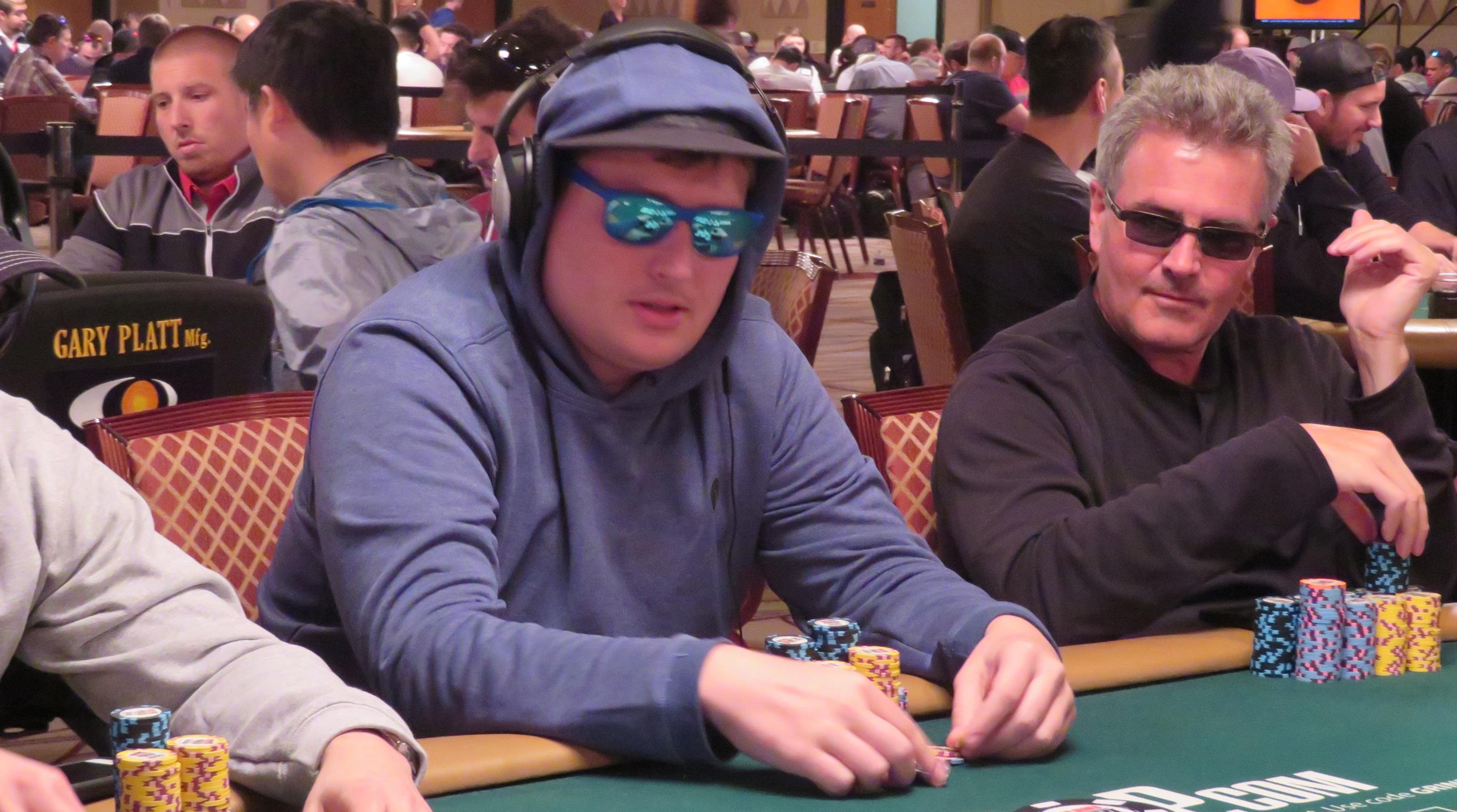 Christian Rudolph Poker