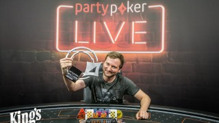 partypoker Million Germany Champion Michal Mrakes (CZE)