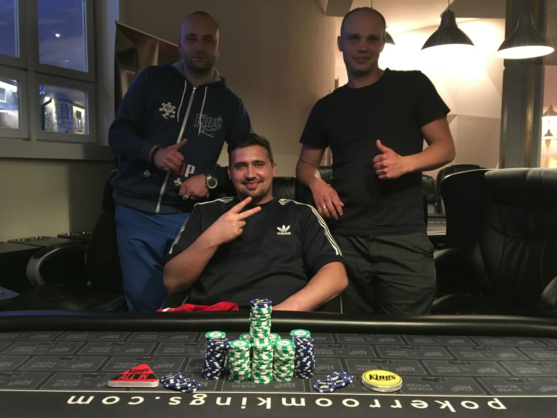 winner Pokerfirma Turbo Edition 19-06-2017