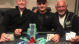 Die Gewinner des King's Big Stack Turbo