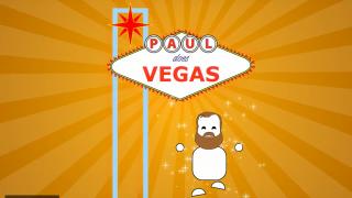 Paul does Vegas
