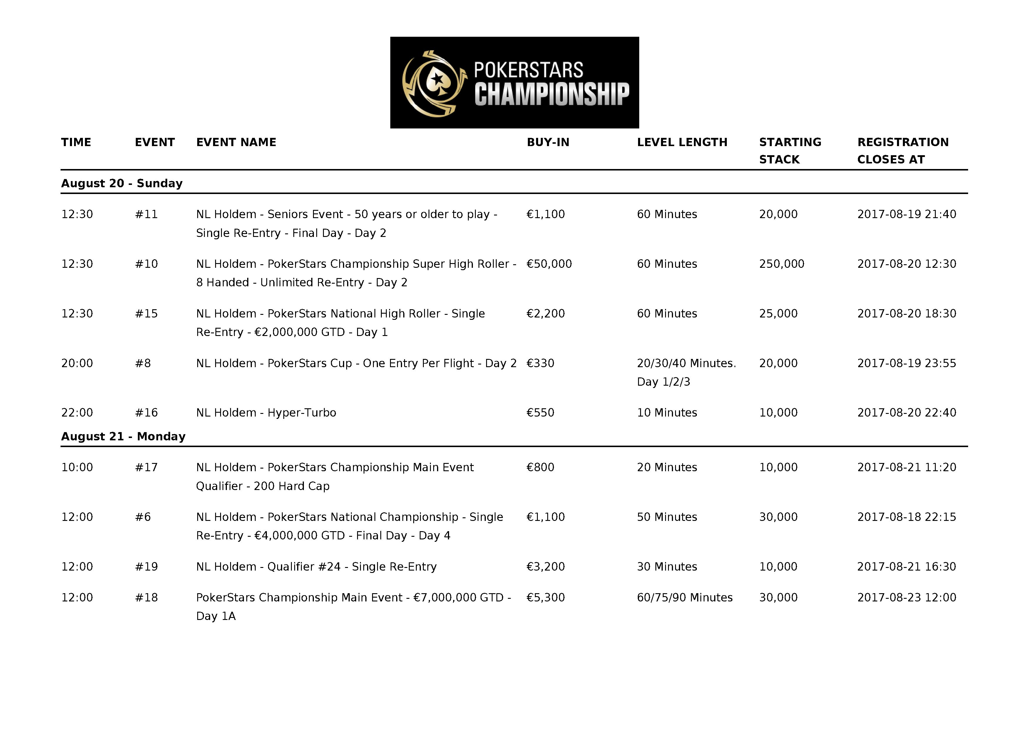 PokerStarsChampionship2017_Barcelona_Schedule_04