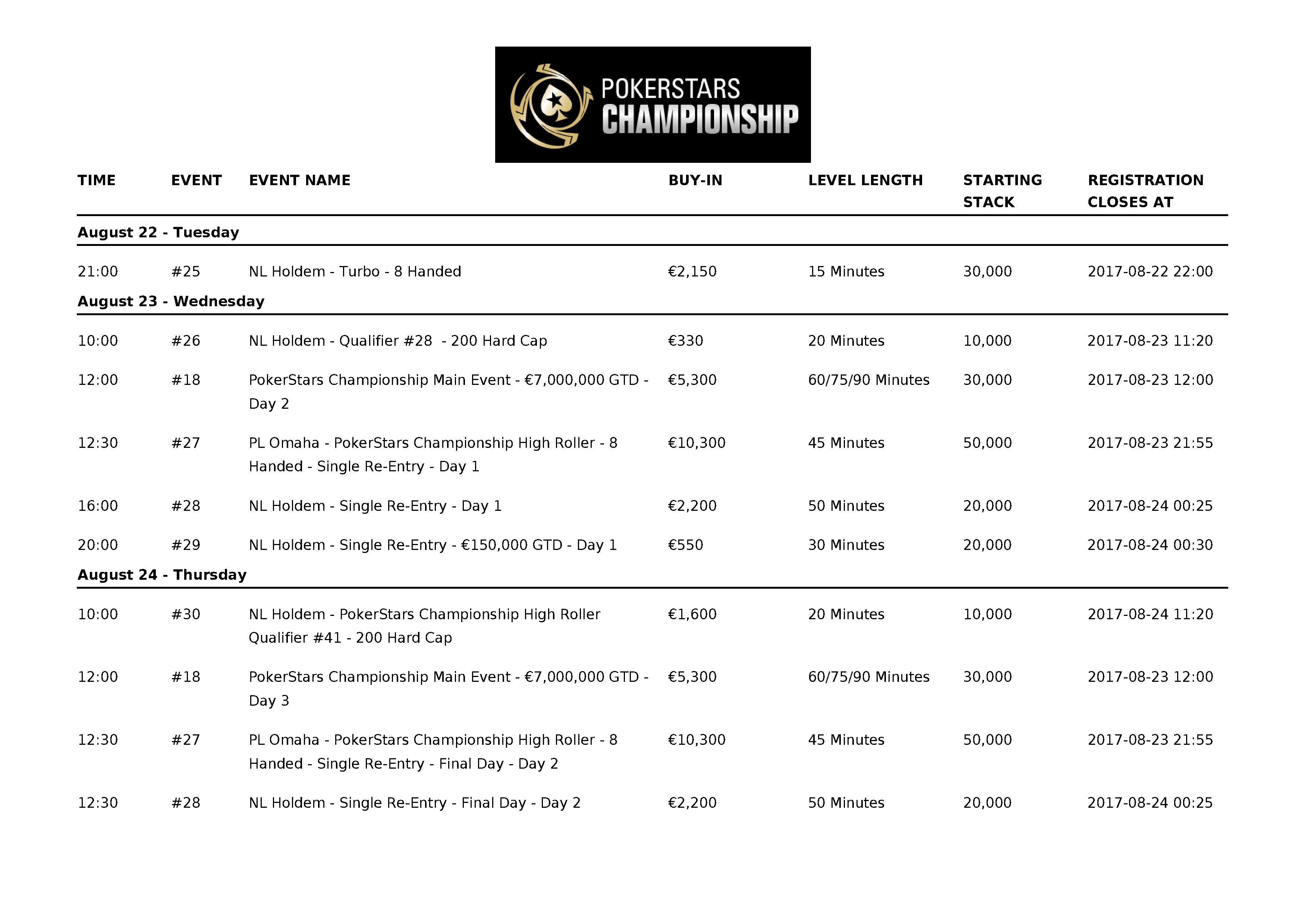 PokerStarsChampionship2017_Barcelona_Schedule_06