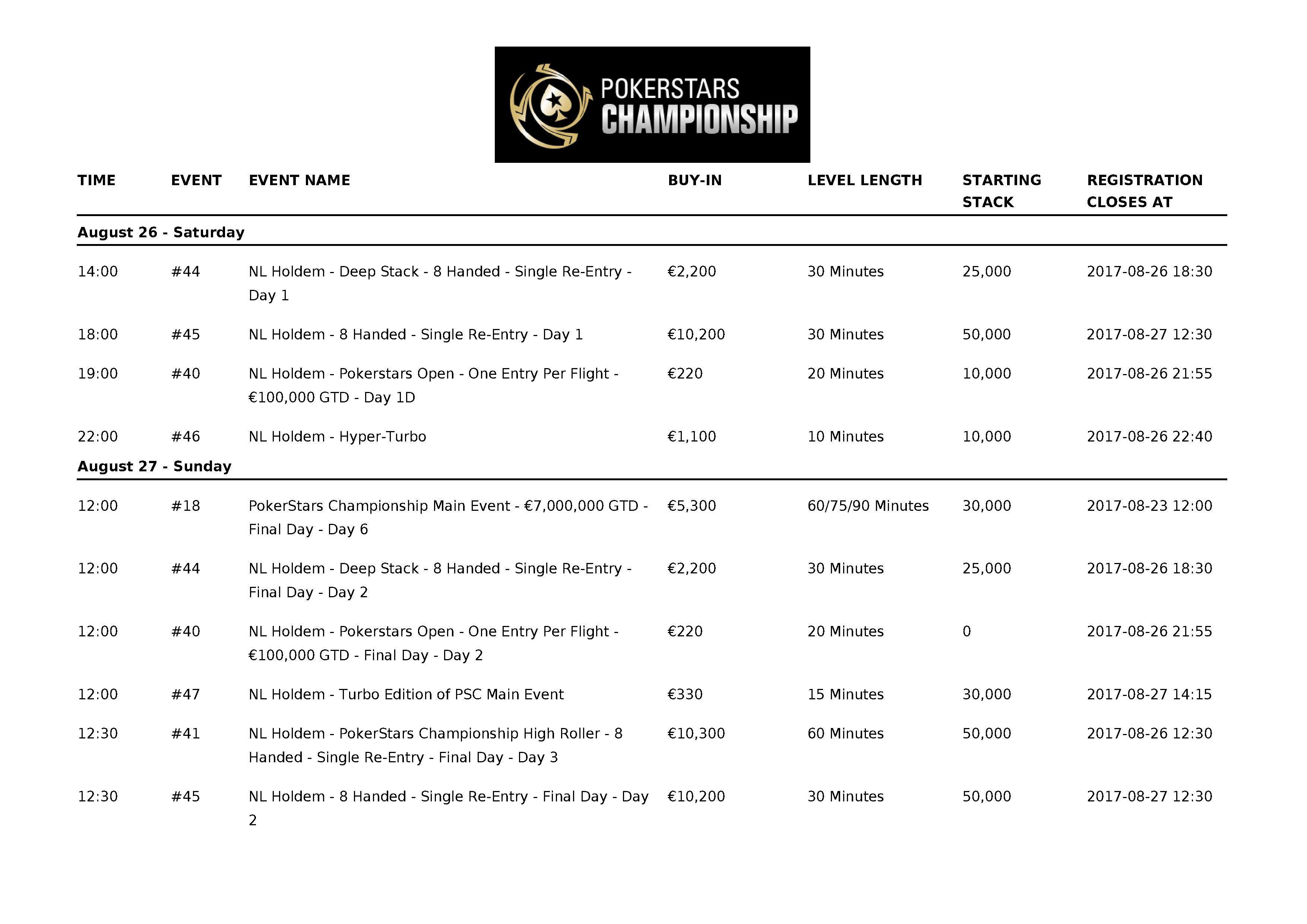 PokerStarsChampionship2017_Barcelona_Schedule_09