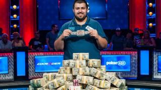 Der neue Champion Scott Blumstein