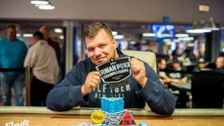 Marek Lux wurde offizieller Sieger beim GPC Mini