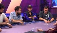 Gute Laune bei den Poker Masters