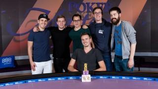 Steffen Sontheimer feiert seinen Riesenerfolg