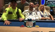 Die Gewinner des King's Sunday Rebuy Event