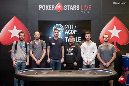 ACOP Main Event FT