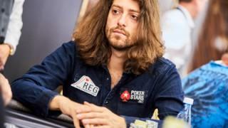 Igor Kurganov erwischte einen Sahnetag